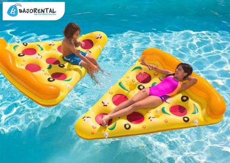 SEWA FLOATIES - Produk yang ada dan BAJORENTAL.COM sewakan adalah Blue Whale Floaties, Flamingo Floaties, Pastel Pegasus Floaties, dan masih banyak lagi!