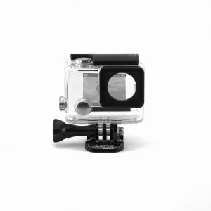 ORIGINAL HOUSING GOPRO HERO 4 SILVER, jual housing underwater gopro, jual housing gopro labuan bajo, housing gopro komodo.