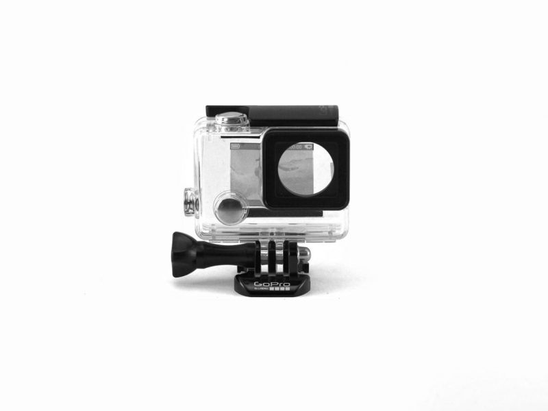 original housing gopro hero 4 silver jual housing underwater gopro jual housing gopro labuan