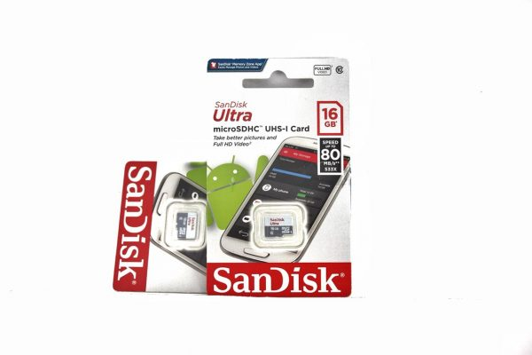MICRO SD SANDISK 16GB SILVER, bajo rental, komodo camera rent, underwater camera rental, rental gopro labuan bajo, jual memory gopro