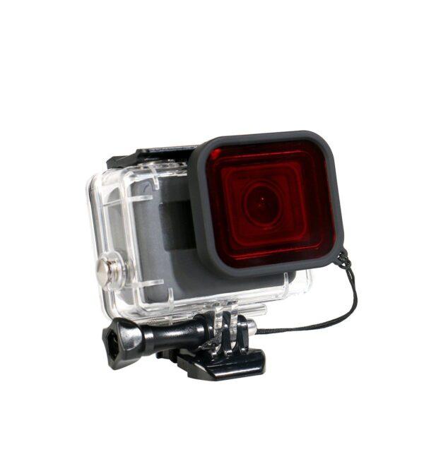 Sewa red filter gopro komodo, red filter gopro 5, red filter gopro 6, rental red filter labuan bajo, penyewaan kamera underwater komodo, bajo rental, jual red filter gopro 5 & 6 labuan bajo
