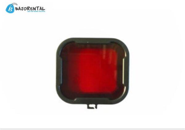 SEWA RED FILTER GOPRO LABUAN BAJO - Produk red filter kami perhitungan sewanya adalah per hari, dengan biayanya adalah IDR 20.000 per hari.