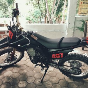 Sewa motor trail labuan bajo, trail rental komodo 2019 2020, dirt bike labuan bajo, where to rental dirt bike in labuan bajo, harga rental motor trail komodo.