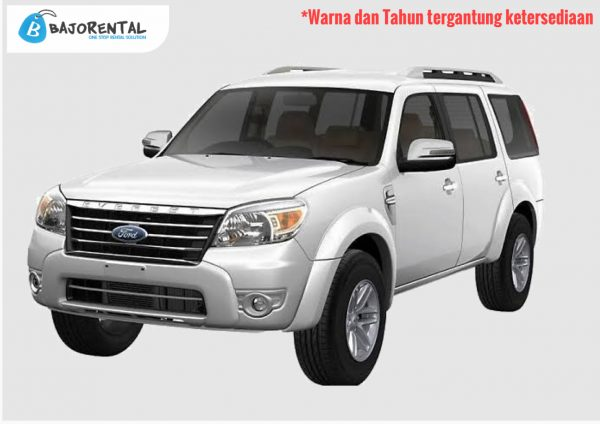 ford everest 4x4 rental labuan bajo, sewa mobil 4x4 komodo, rental kendaraan offroad bajo, 4x4 car for rental, sewa double gardan flores, flores land tour
