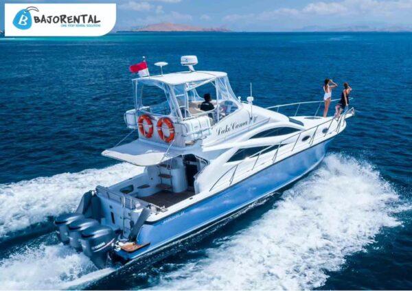 sewa speedboat lako cama, biaya charter lako cama, lako cama labuan bajo, ayana lako cama, one day cruise komodo, private charter speedboat bajo